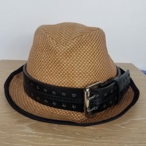 Shrake Accessories - Shrake | Rattan Woven Hat Belt Detail